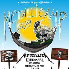 Metallicamp - Celebrating 40 Years of Metallica