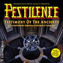 Pestilence + Misanthropia - 30th Anniversary Testimony of the Ancient