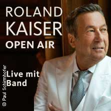 Roland Kaiser - Open Air - Live mit Band