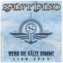 Santiano | Wenn die Kälte kommt - Live 2022