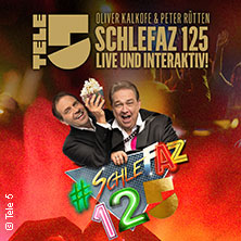 SchleFaZ 125 - Live & Interaktiv!