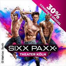 SIXX PAXX Theater Köln #hotsummer 2021