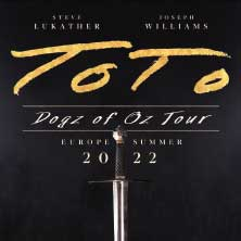 TOTO - The Dogz of Oz - World Tour | Raiffeisen Kultursommer