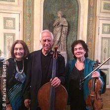 Trio Boettcher - Klassik in der Schinkelkirche Petzow