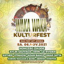 Waka Waka Festival Germany - Das Fest mit Afrika