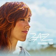 ZAZ - Organique Tour 2022 - Termine und Tickets, Karten -