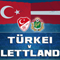 Internationales Testspiel: Türkei - Lettland