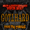 Gotthard: 25th Anniversary Tour 2017