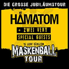 HÄMATOM - Maskenball Tour 2020
