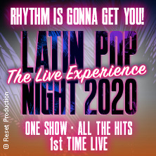 Latin Pop Night! Rhythm Is Gonna Get You