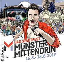 Münster mittendrin – Domplatz - Roland Kaiser