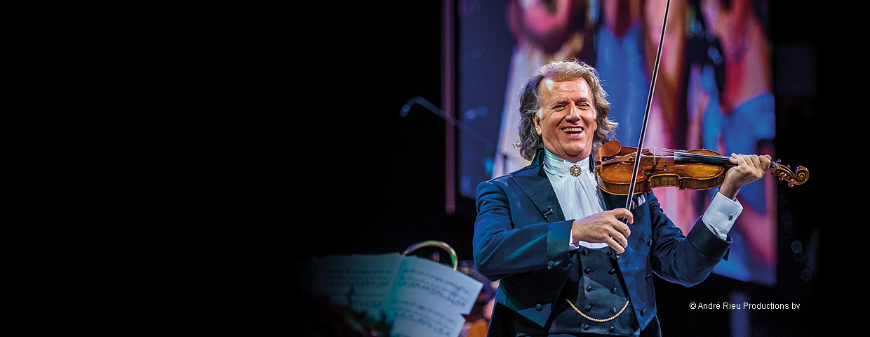 Andre Rieu Tour 2020 Tickets for André Rieu in Berlin