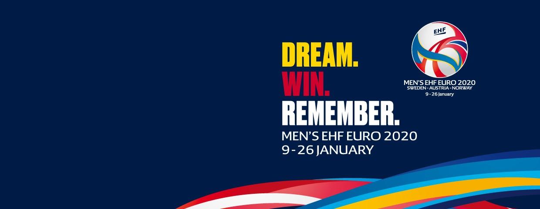 Handball Men S Ehf Euro 2020 Wien