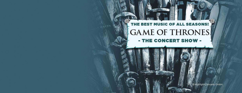 Game Of Thrones The Concert Show At Metropol Theater Bremen Bremen So 09022020