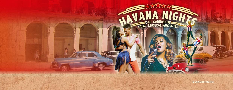 Tickets For Havana Nights In Nurnberg