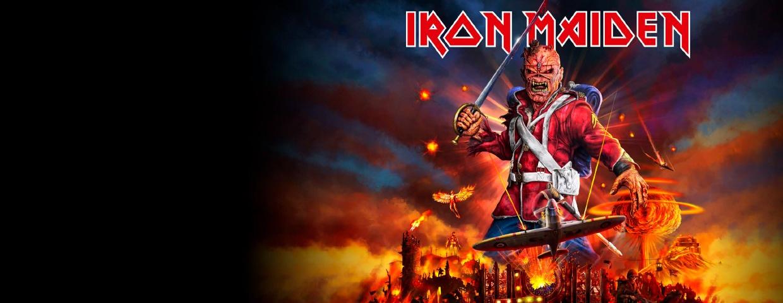 Iron maiden tour deutschland
