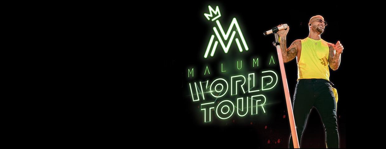 Maluma Tour 2020.Jetzt Tickets Fur Maluma 11 11 World Tour 2020 Sichern