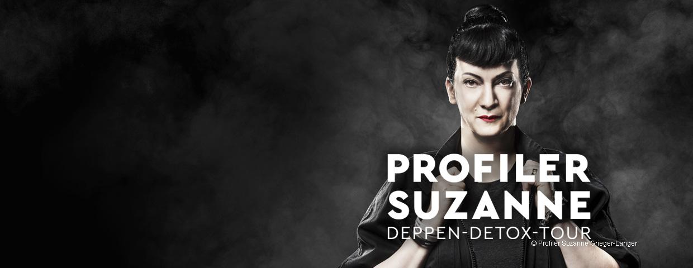 profiler suzanne tour