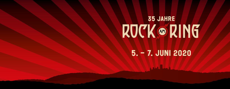 Rock Am Ring Karte.Rock Am Ring 5 7 Juni 2020