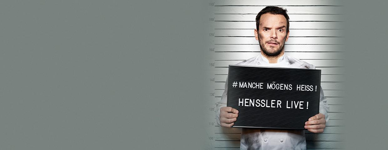 Tickets Steffen Henssler