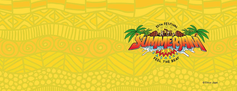 When Is Summer Jam 2020.The 35th Anniversary Summerjam Festival Feel The Beat Fuhlinger See Regattainsel Koln Fri 03 07 2020