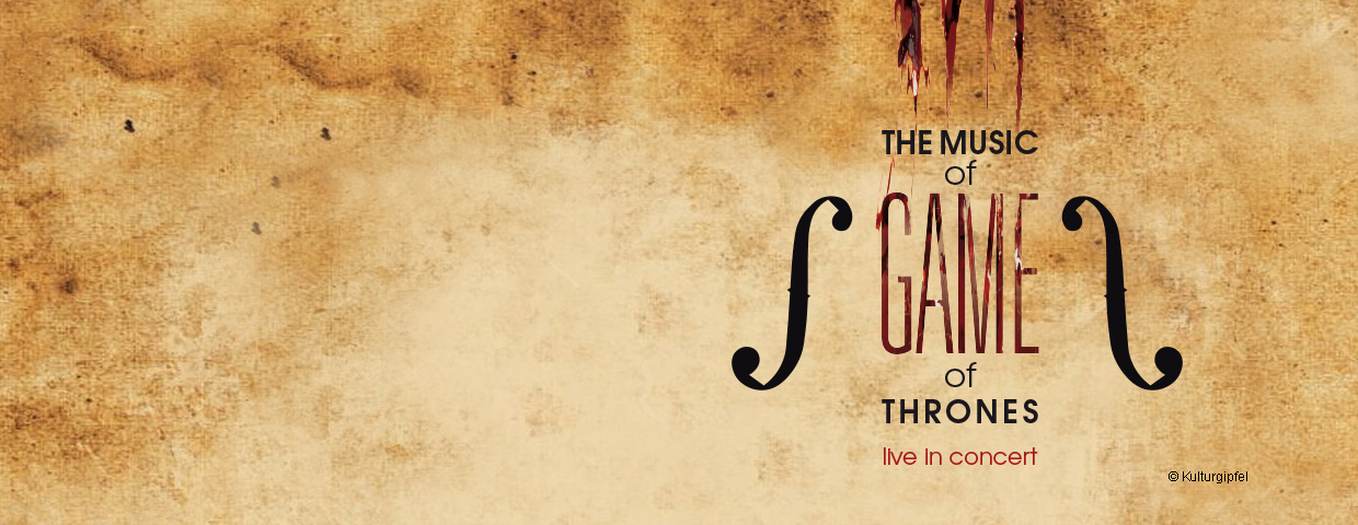 Jetzt Tickets Für The Music Of Game Of Thrones Live In Concert