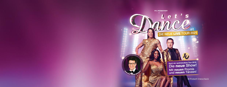 Tickets Fur Let S Dance In Mannheim Am 20 11 2021 20 00 Sap Arena Mannheim