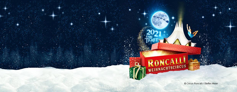 Kölner Weihnachtscircus 2021