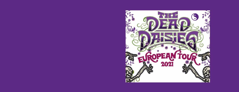 Jetzt Tickets Fur The Dead Daisies Sichern Eventim