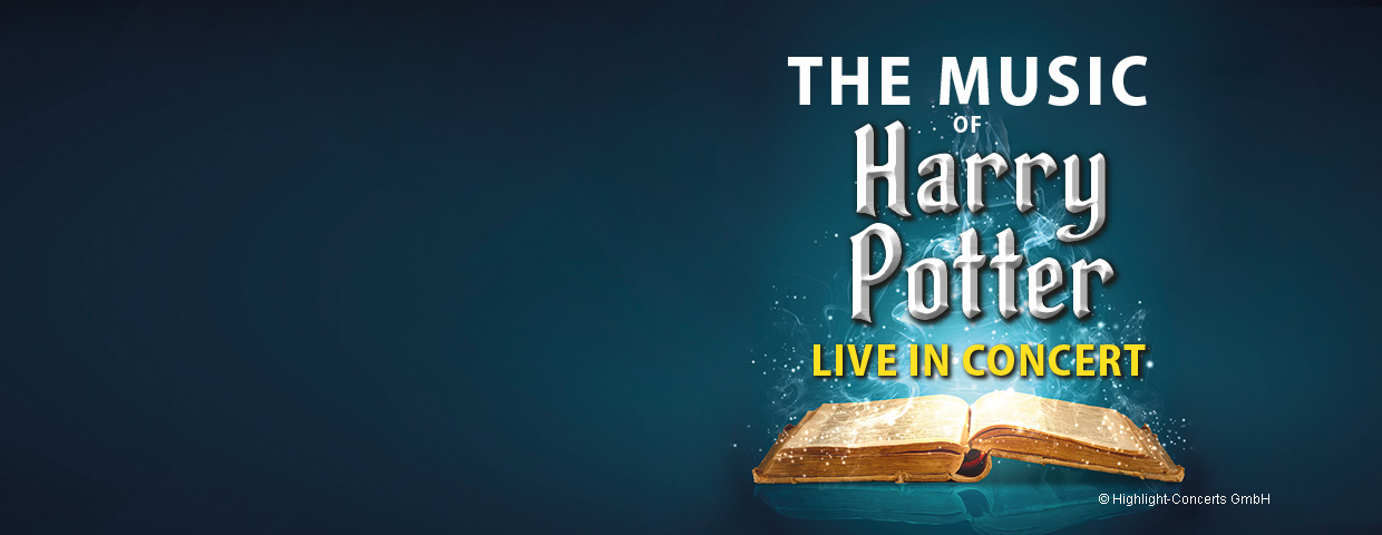 Tickets For The Music Of Harry Potter Live In Concert In Berlin