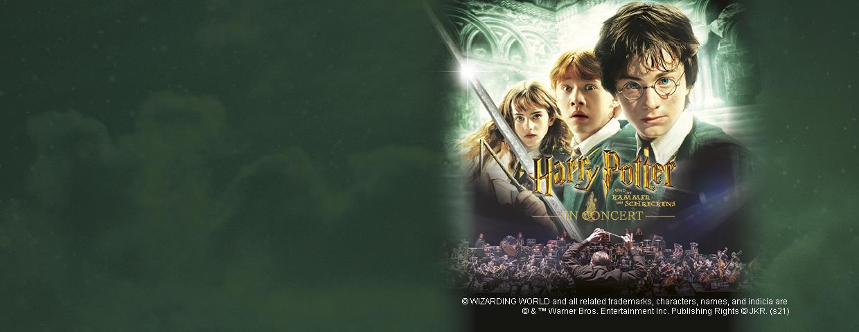 Tickets For Harry Potter Und Die Kammer Des Schreckens In Concert In Dresden