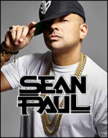 Sean Paul Eventim