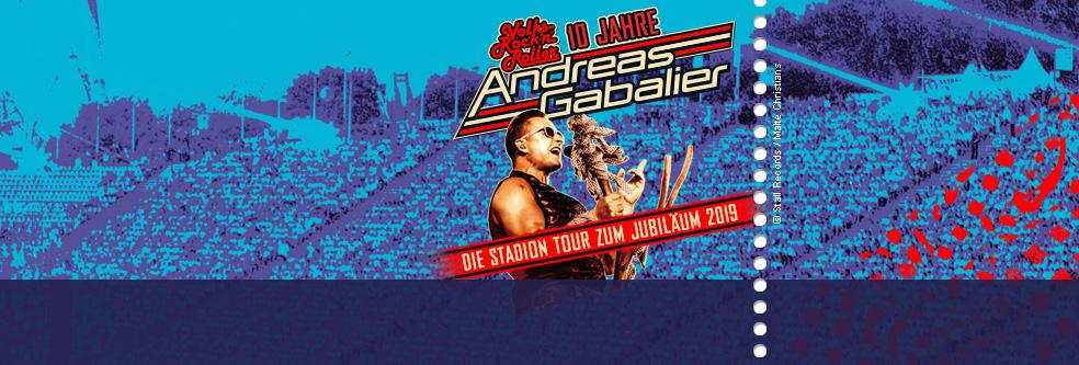Andreas Gabalier TOURNEE 2019
