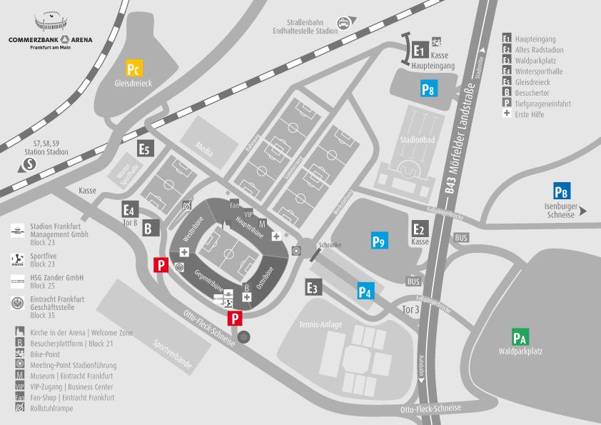 Allianz Arena Parken
