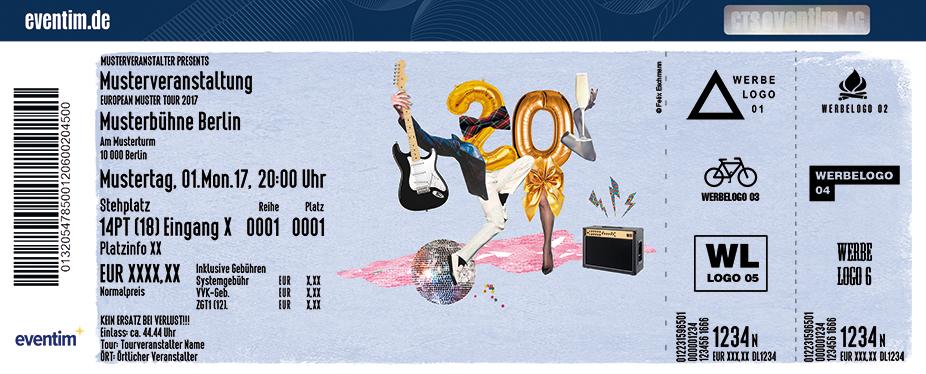 Karten für Die Schöne Nacht - 20 Jahre radioeins in Berlin