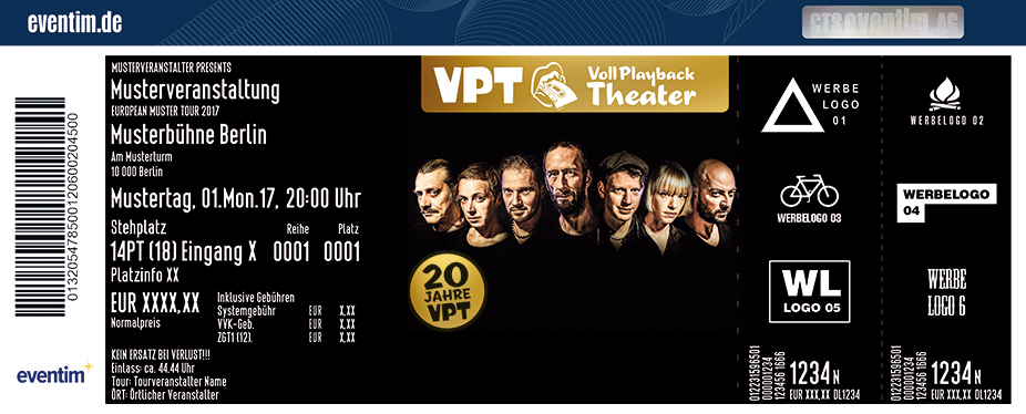 Karten für Das VPT interpretiert: Die drei ??? und das Gespensterschloss in Fulda