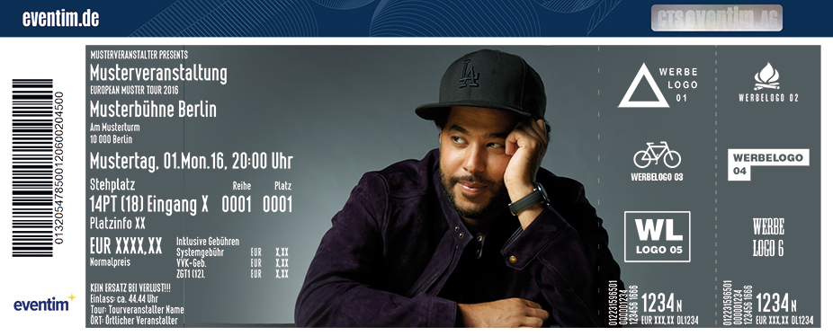Karten für Adel Tawil: so schön anders Tour 2017 in Hannover