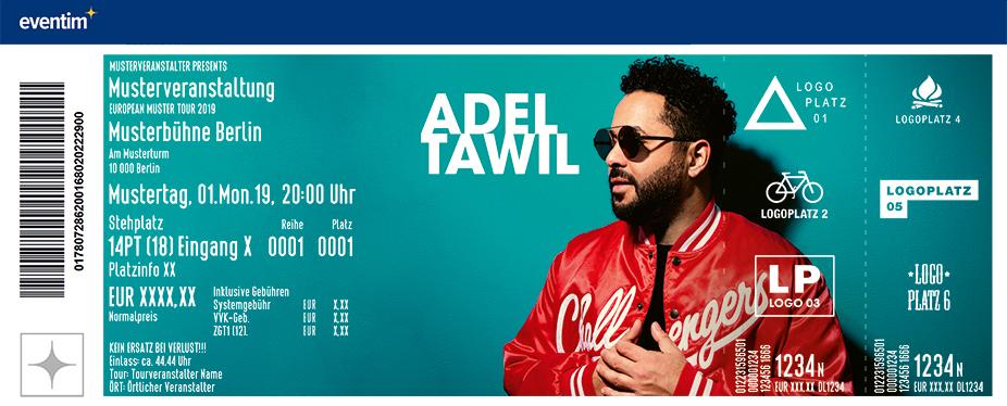 Adel Tawil Tour 2021