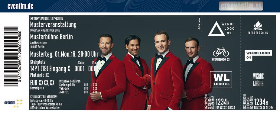 Karten für Adoro - Tour 2018 in Ravensburg