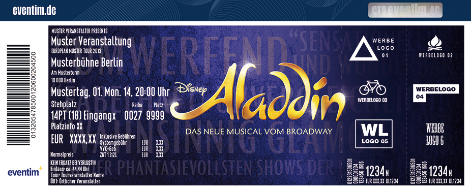 aladdin broadway tickets. Black Bedroom Furniture Sets. Home Design Ideas
