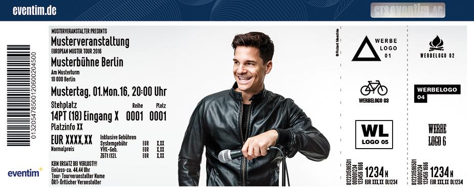 Karten für Alain Frei: Mach dich Frei in Rheine