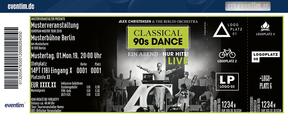 Alex Christensen & The Berlin Orchestra - Classical 90s Dance