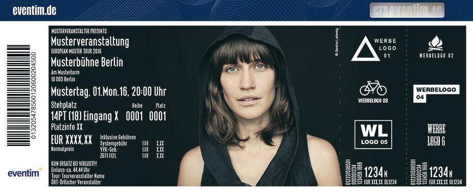 Karten für Alin Coen Band: Alles was ich hab Tour 2017 in Mainz