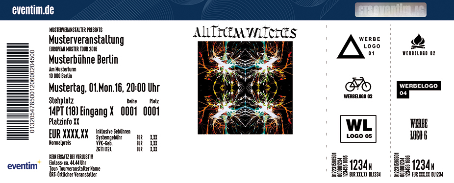 Karten für All Them Witches: Sleeping Through The War Tour 2017 in Köln