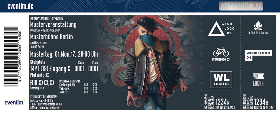 All Time Low Karten für ihre Events 2017