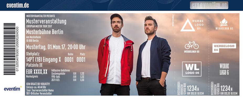 Karten für All Tvvins in Köln
