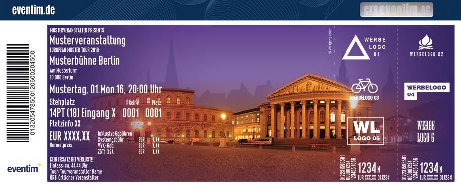 Karten für Verdi-Opern-Gala | Münchner Residenzkonzerte in München