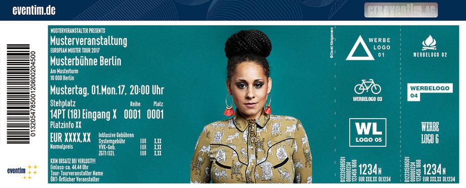 Karten für Amanda: Karussell Tour 2017 in Köln