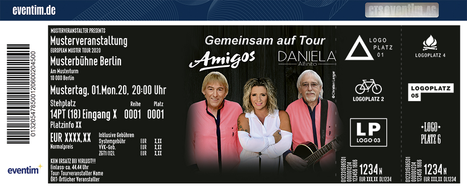 Amigos - Für unsere Freunde Tour 2021