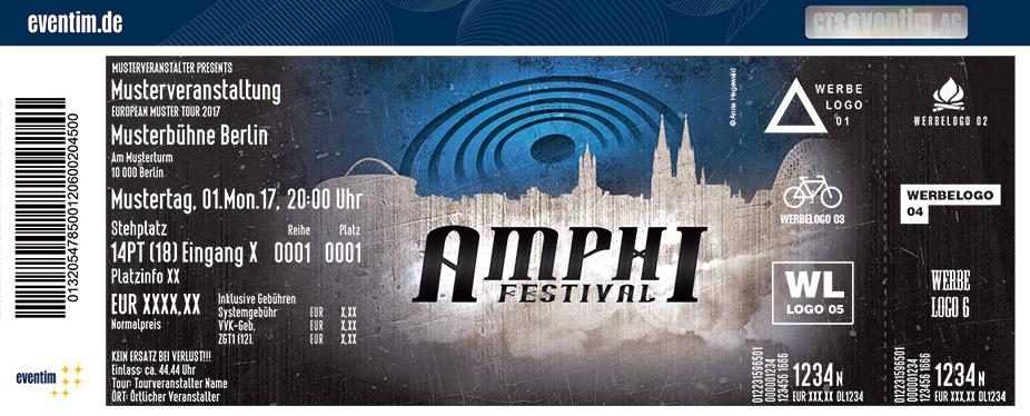 Karten für XIV. Amphi Festival 2018 in Köln